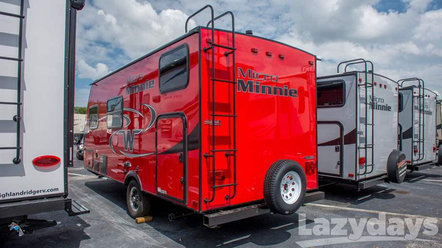 2018 winnebago micro minnie 1700bh for sale in tampa fl lazydays. Black Bedroom Furniture Sets. Home Design Ideas