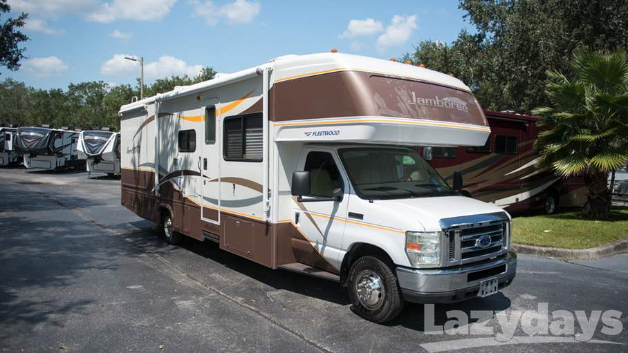 2008 Fleetwood RV Jamboree Sport 31W