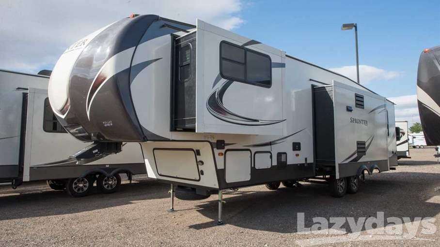 2018 Keystone RV Sprinter FW 3340FWFLS For Sale In Denver