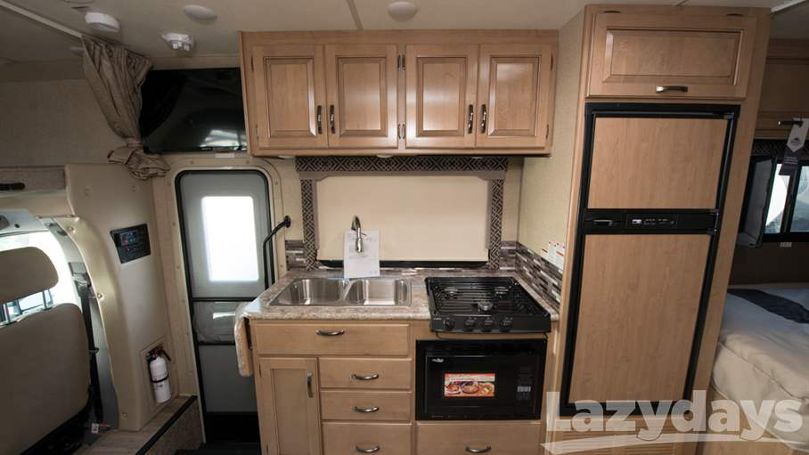 2018 Thor Motor Coach Four Winds 24WS