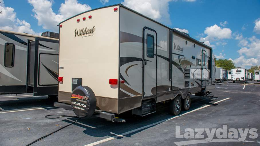 2018 Forest River Wildcat 282KBD