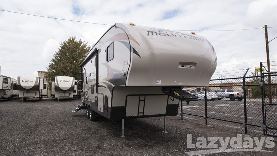 2018 Northwood Fox Mountain 235RLS