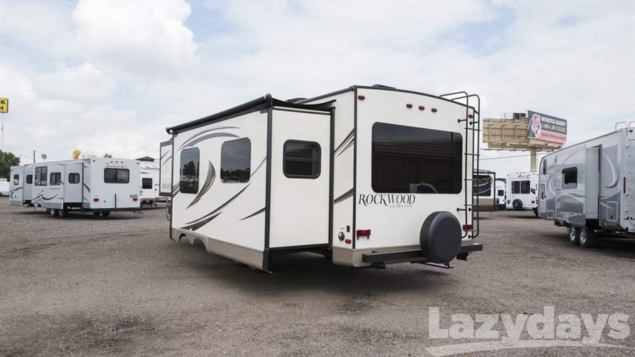 2016 Forest River Rockwood Ultra-Lite 265WS
