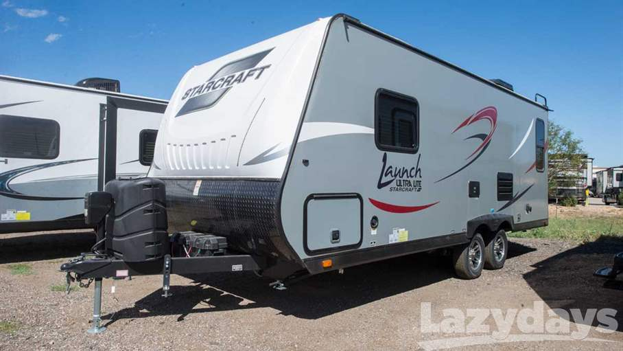 2017 Starcraft Launch Ultra Light 22BUD