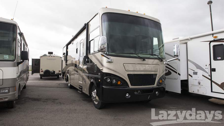 2007 Tiffin Motorhomes Allegro Bay