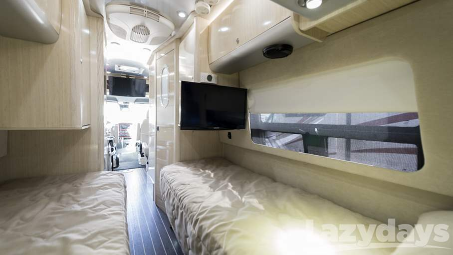 2016 Airstream Interstate LOUNGE TWIN WARDROBE