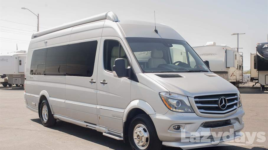 2018 Airstream Interstate