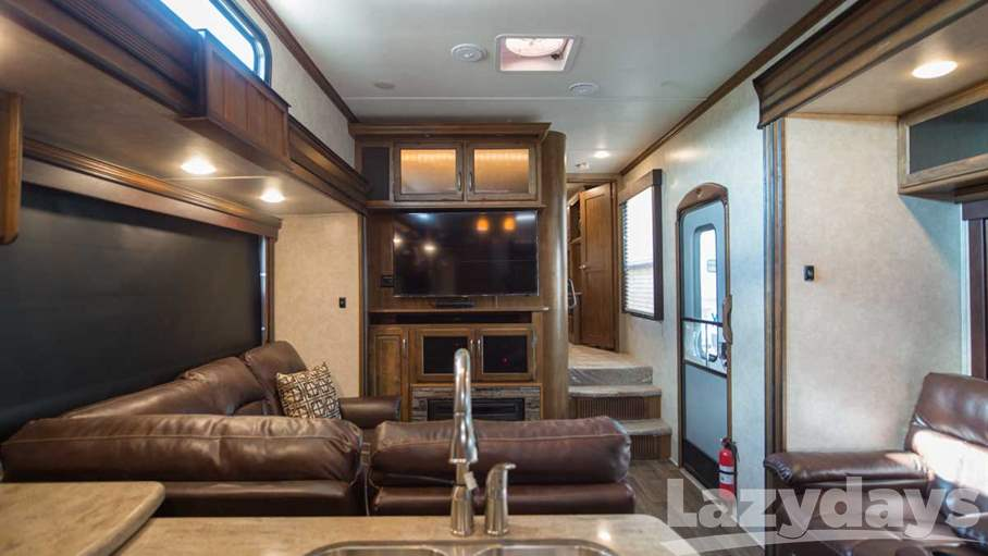 2016 Keystone RV Raptor 425TS