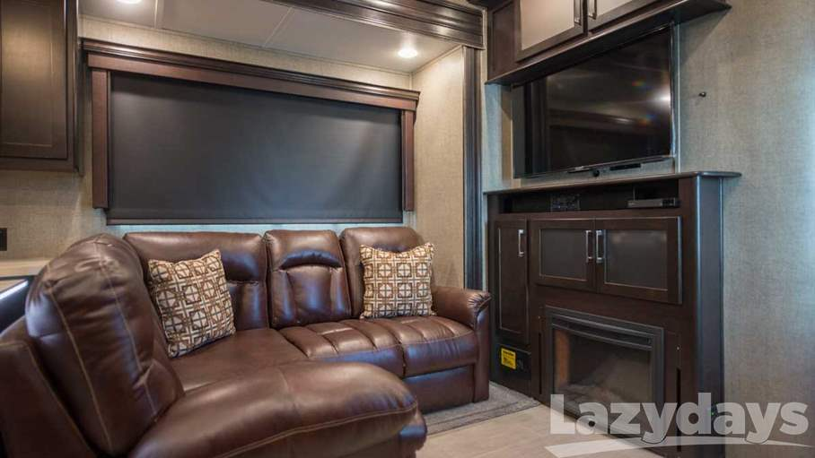 2017 Keystone RV Raptor 425TS