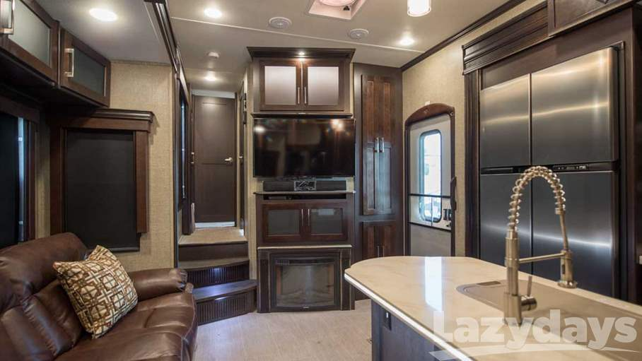 2017 Keystone RV Raptor 352TS