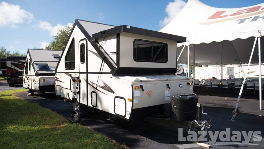2018 Forest River Rockwood Premier A