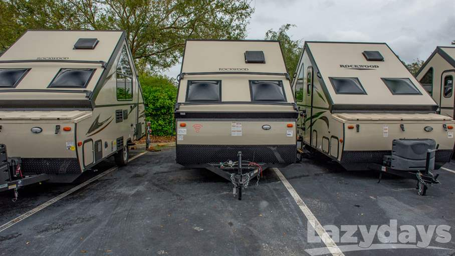 2018 Forest River  Rockwood Premier A A122