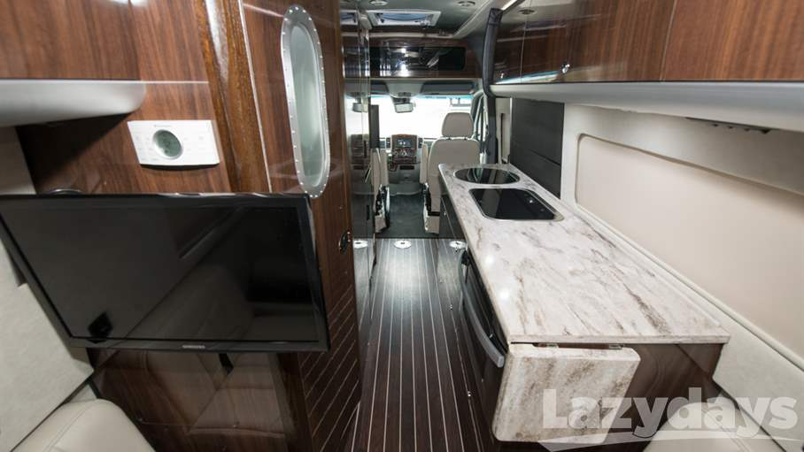 2016 Airstream 3500 Extended Interstate EXT