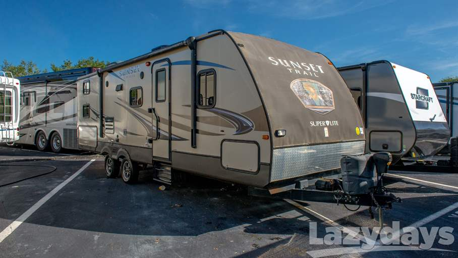 2014 Crossroads RV Sunset Trail Reserve 270BH for sale in