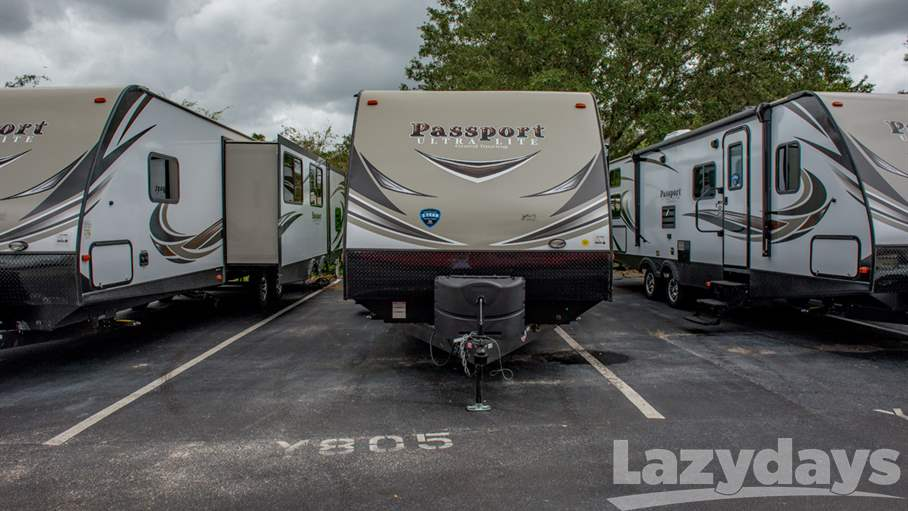 2018 Keystone RV Passport GT 3350BH