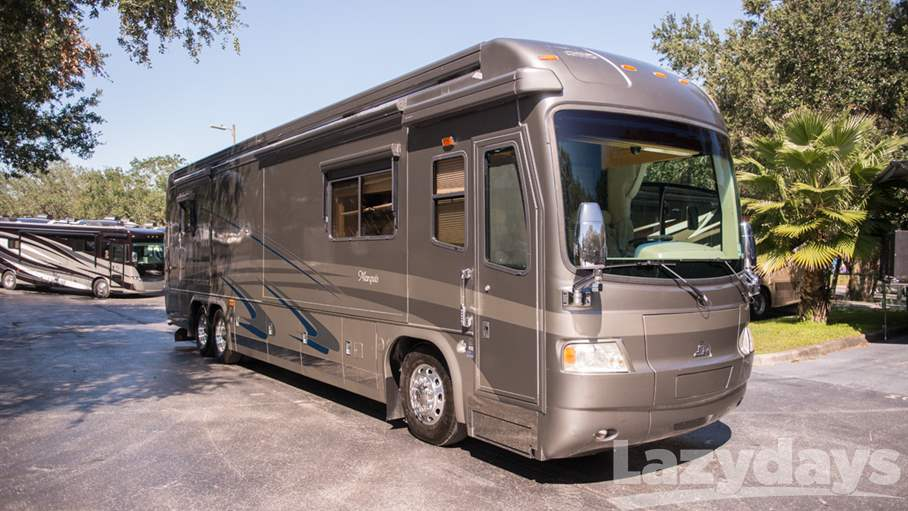 2007 Beaver Marquis Pearl 40
