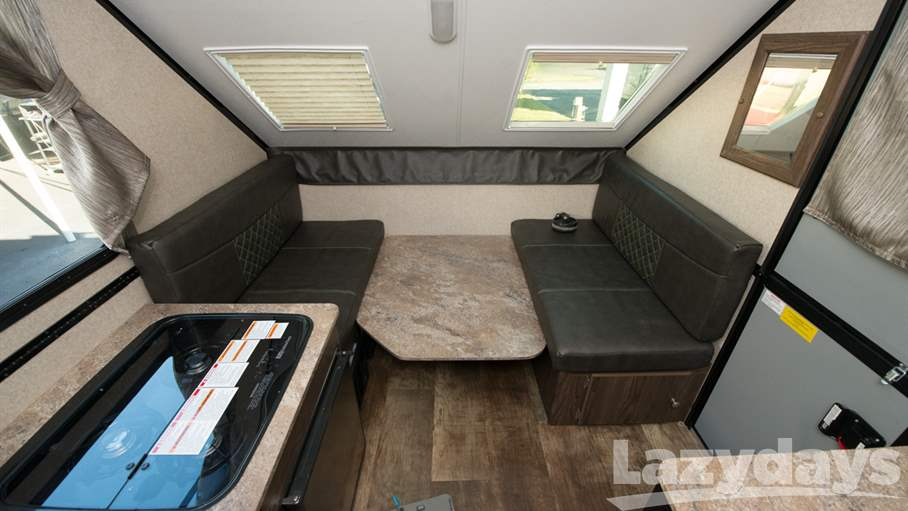 2018 Forest River Rockwood Premier A A122THESP