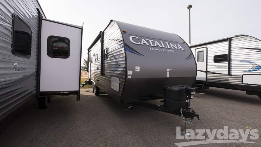 2018 Coachmen Catalina Legacy Edition