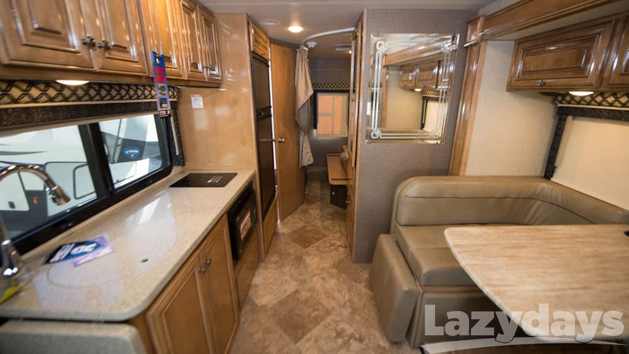 2018 Thor Motor Coach Four Winds Siesta Sprinter 24SS