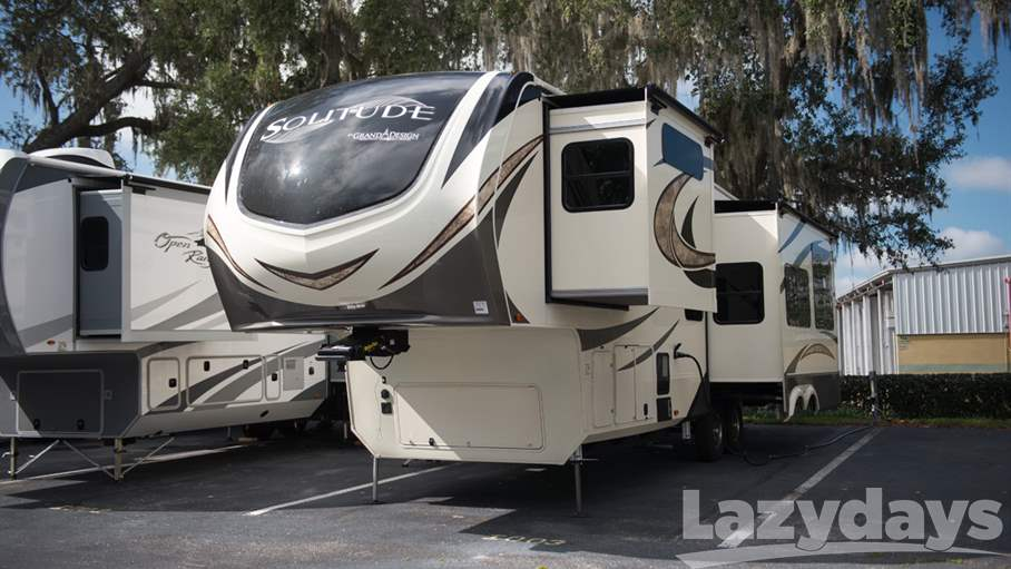 2018 Grand Design  Solitude 344GK-R