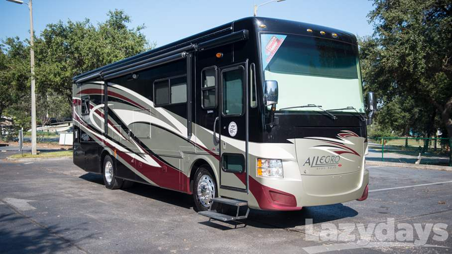 2013 Tiffin Motorhomes Allegro RED