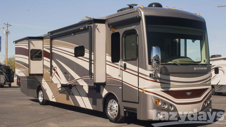 2015 Fleetwood RV Expedition