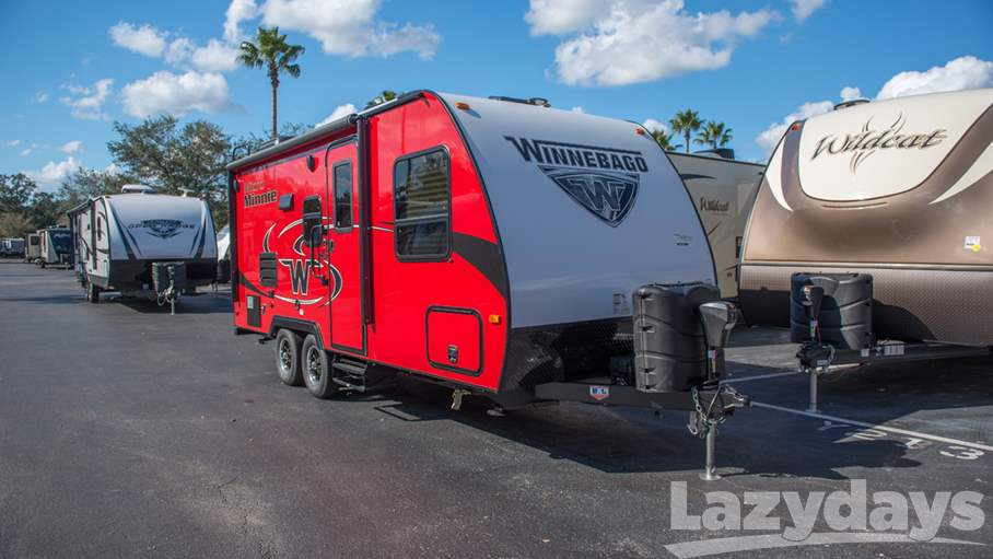 2018 winnebago micro minnie 2106fbs for sale in tampa fl lazydays. Black Bedroom Furniture Sets. Home Design Ideas