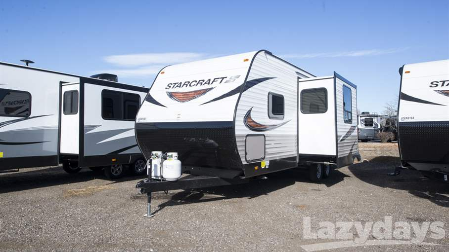 2018 Starcraft Autumn Ridge Outfitter 24BHU