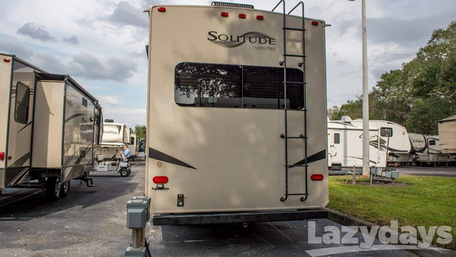 2014 Grand Design  Solitude 369