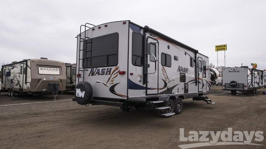 2018 Northwood Nash 26N