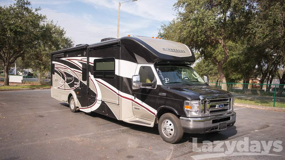 2018 Winnebago Aspect