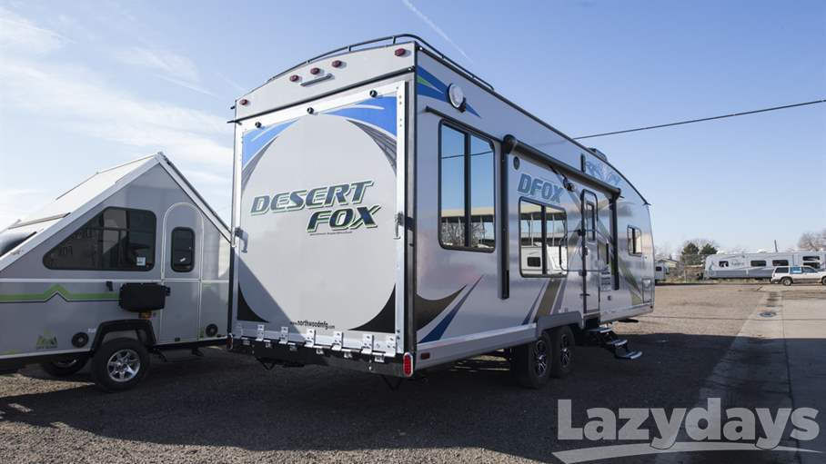 2018 Northwood Desert Fox 27FS