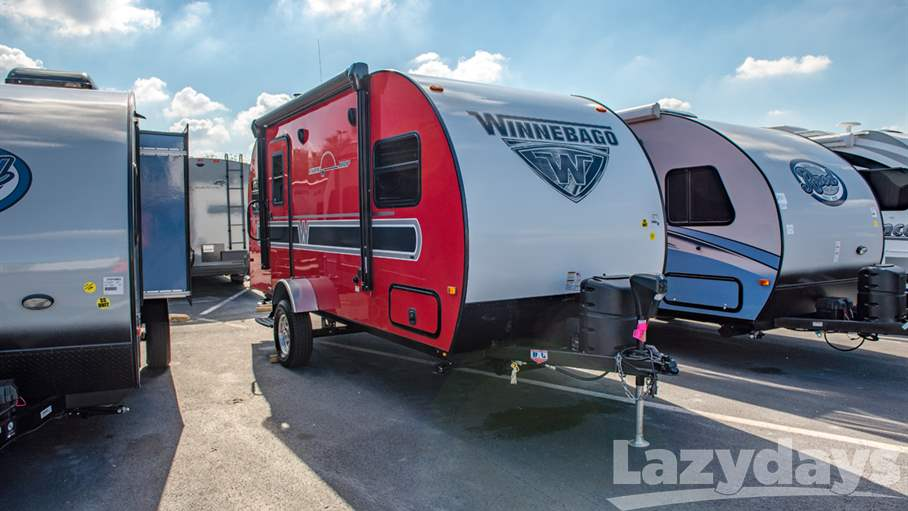 2018 Winnebago Minnie Drop