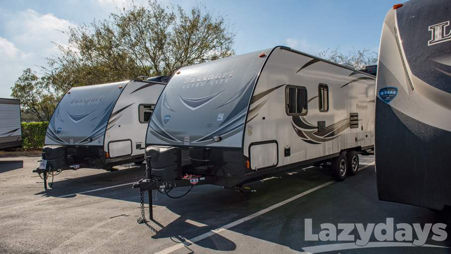 2018 Keystone RV Passport Express 239ML