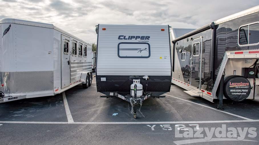 2018 Coachmen  Clipper 17BHS