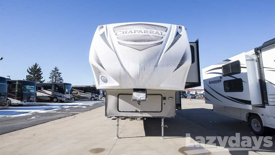 2018 Coachmen Chaparral 391qsmb For Sale In Denver Co