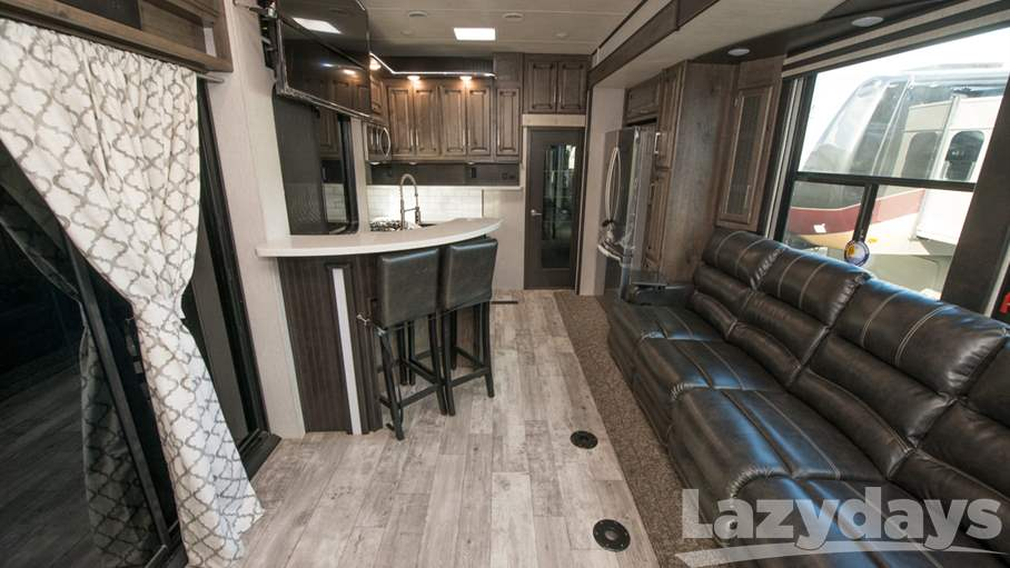 2018 Heartland Cyclone 4270 For Sale In Tampa Fl Lazydays