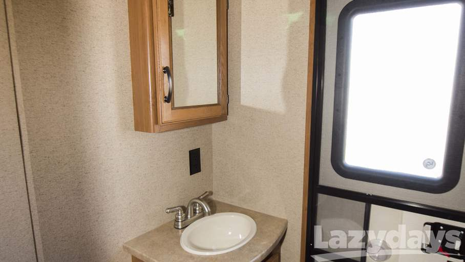 2017 Crossroads RV Sunset Trail Super Lite TT 320BH