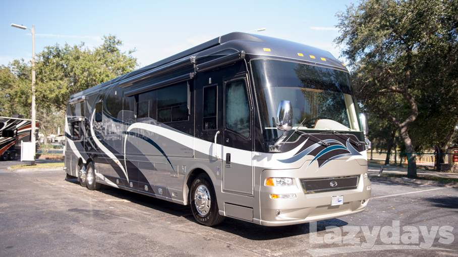 2007 Country Coach Affinity 45 ALEXANDER