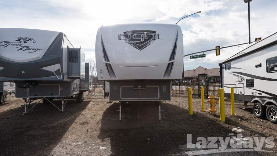 2018 Open Range Light 291RLS