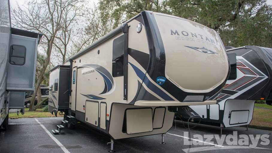 2018 Keystone RV Montana High Country 321MK