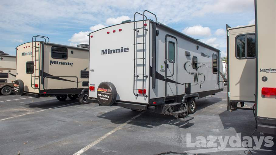 2018 Winnebago Minnie 2250DS