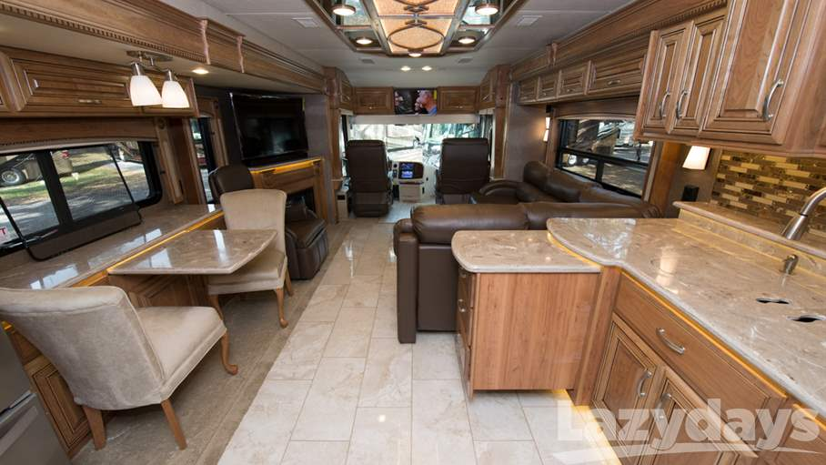 2018 Entegra Coach Anthem 42DEQ