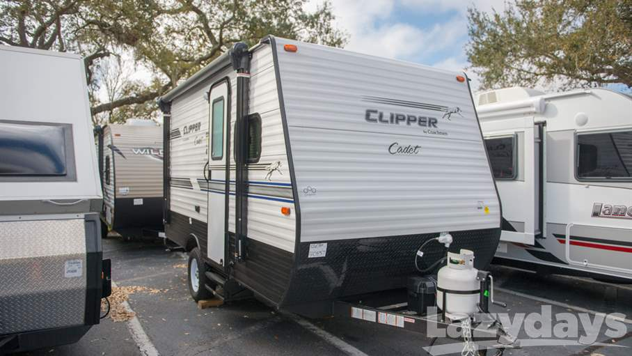 2018 Coachmen Clipper Cadet