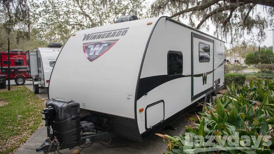 2014 Winnebago Minnie 2201DS