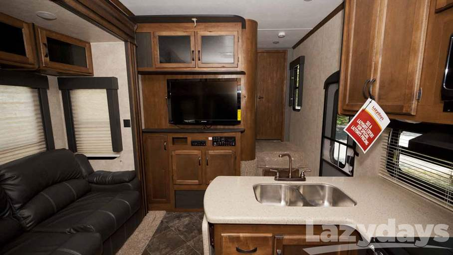 2014 Keystone RV Carbon 5th 387