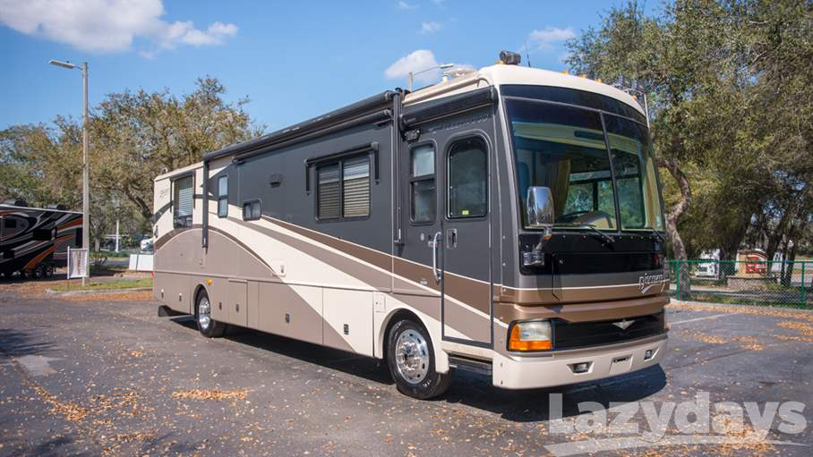 2006 Fleetwood RV Discovery