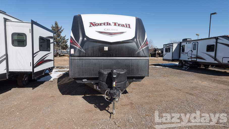 2018 Heartland North Trail 25LRSS