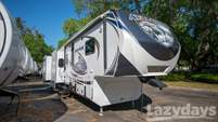 2014 Keystone RV Avalanche.