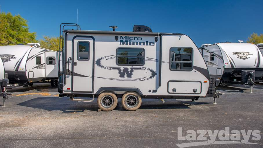2019 winnebago micro minnie 1706fb for sale in tampa fl lazydays. Black Bedroom Furniture Sets. Home Design Ideas